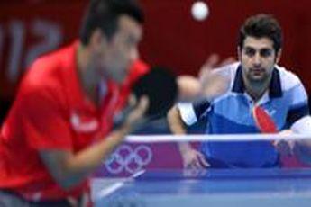 پیروزی ملی پوشان تنیس روی میز ایران مقابل کانگوروها در نخستین گام