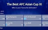 مهدوی کیا بی رقیب در صدر بهترین مدافع تاریخ جام ملت ها
