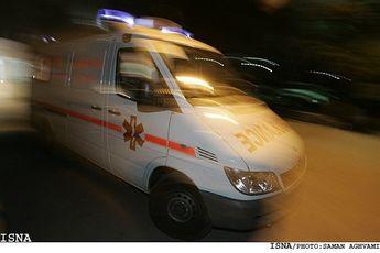 واژگونی سمند 5 کشته و 2 مصدوم برجای گذاشت