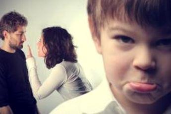 اثر طلاق بر سلامت فرزندان
