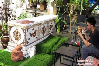 حس مرگ را در کافه مرگ بانکوک تجربه کنید