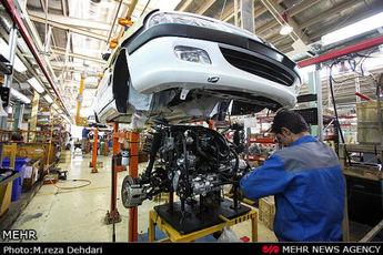 تولید بیش از ۷۳۰ هزار دستگاه انواع خودرو