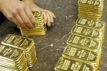 قیمت طلا در مسیر کاهش