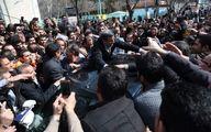 حضور احمدی نژاد در بازار پانزده خرداد! / عکس