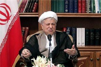 تجلیل هاشمی رفسنجانی از نقش علمای برجسته کاشان