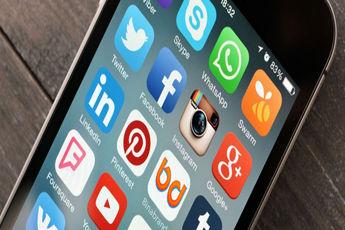 سرانه استفاده ایرانی ها از شبکه های اجتماعی