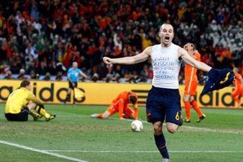 تیم ملی فوتبال اسپانیا در بازیهای جام جهانی 2014 برزیل ناامیدکننده کار کرد