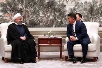 """روحانی: آماده تقویت روابط اقتصادی با """"اولانباتور"""" هستیم"""