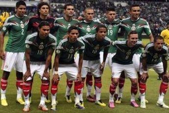 ۲۳ بازیکن مکزیک برای حضور در جام جهانی ۲۰۱۴ مشخص شدند