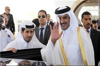 امیر قطر «حمد بن جاسم» را برکنار کرد