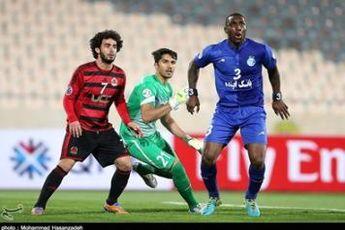 حسینی: در تمرینات خوب بودم اما می گفتند رحمتی ذخیره ندارد