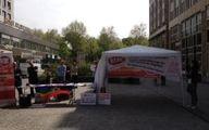 تجمع ۵نفره صهیونیستها علیه ظریف