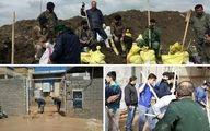 امام جمعه گنبد: سپاه در حادثه سیل گُل کاشت
