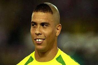 افشای راز مدل موی سر رونالدو برزیلی پس از 16 سال (عکس)