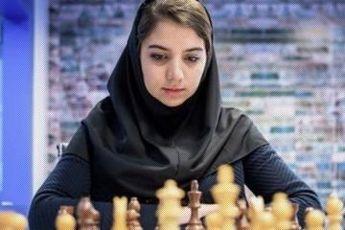 نتیجه نهایی مسابقات سارا خادم الشریعه