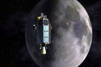 فضاپیمای ناسا با سطح ماه برخورد کرد