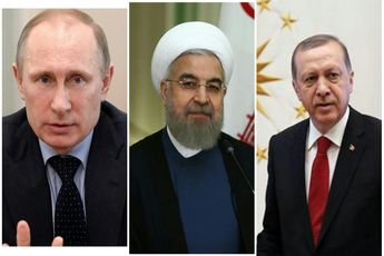روزنامه ایتالیایی: همکاری روسیه، ایران و ترکیه بزرگترین تحول ژئوپلیتیک خاورمیانه است