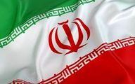 دور افتخار آمریکایی ها با پرچم ایران