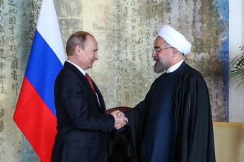 روزنامه رسمی روسیه: کرملین میزبان مذاکرات مهم پوتین و روحانی است