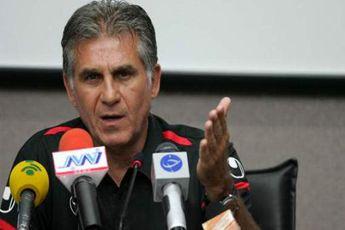 کی روش: به وزیر ورزش درست اطلاع رسانی نکرد ه اند / هر کس تیم ملی را اذیت کند به او نیجریه ای می گویم
