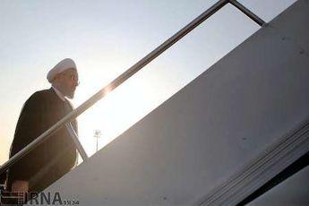 برنامه سفر روحانی به سوئیس و اتریش