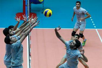 ملی پوشان والیبال سه شنبه به تهران میرسند