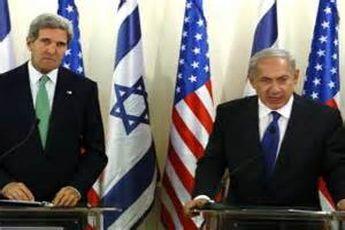 دیدار نتانیاهو و کری در حاشیه داووس