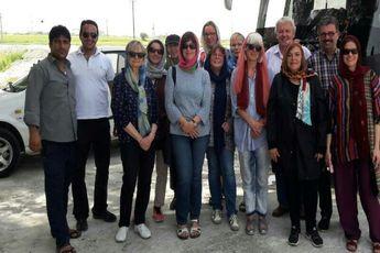 ورود گردگران خارجی به ایران 40 درصد کاهش یافته است
