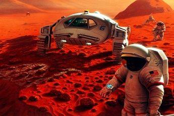 راه حلی برای زندگی انسان در مریخ