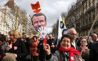 پاسخ رئیسجمهور فرانسه به جوان بیکار دردسرساز شد