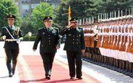 در جریان سفر به پکن با مقامات چینی قرارداد نظامی امضا نکردیم