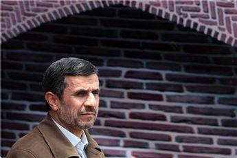 بازدید احمدینژاد از مرکز پژوهشهای کاربردی سازمان زمین شناسی