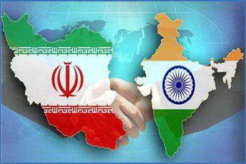 هند خواستار 2 برابر شدن تجارتش با ایران شد