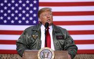 هدف  ترامپ از حضور نیروهای آمریکایی در عراق