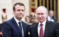 تأکید پوتین و ماکرون بر پایبندی روسیه و فرانسه به اجرای برجام