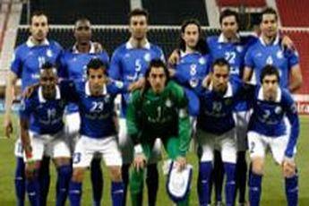 ترکیب استقلال برای بازی با نفت تهران اعلام شد