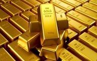 طلای جهانی به ۱۲۸۲ دلار در هر اونس رسید