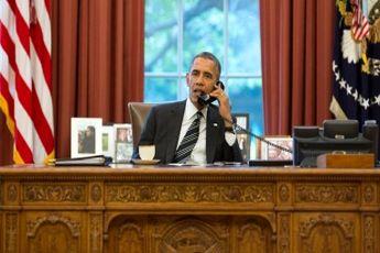 دعوت اوباما از مرکل برای سفر به واشنگتن