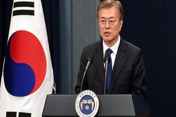 سفر رئیس جمهور کره جنوبی به آمریکا