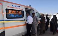 زائران مصدوم وارد مرز مهران شدند