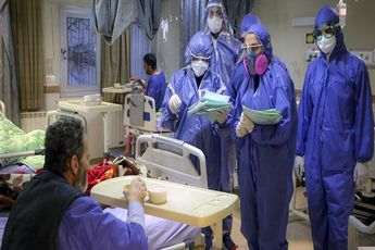 کاهش غیرمحسوس آمارهای کرونا / علت طولانی شدن پیک پنجم بیماری