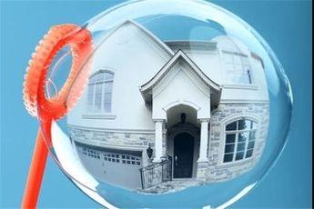حباب قیمت مسکن برگشت