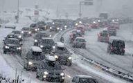 پیش بینی برف و کولاک در 15 استان