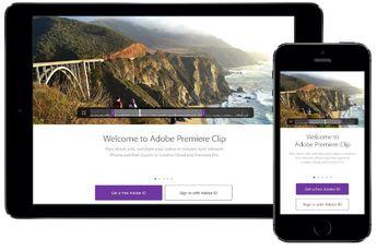 Adobe Premiere Clip، قدرتمندترین نرم افزار در زمینه ویرایش فیلم / دانلود