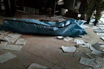 مرگ 2 کارگر بر اثر گرفتار شدن بین بالابر و دیواره مغازه