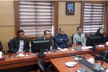 برگزاری جلسه ارائه نهایی طرح پژوهشی ارزیابی بازآفرینی شهری بر پایه توسعه پایدار در گیلان