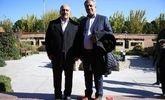 تبریک برانکو برای مدیر عامل جدید پرسپولیس