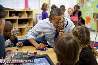 تصاویر غیر رسمی از کاخ سفید