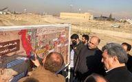 بازدید شهردار تهران از پروژه تونل زیرگذر استاد معین-آزادی