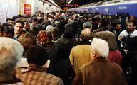 پیشنهاد استفاده اجباری از ماسک در مترو توسط ستاد مقابله با کرونا رد شد